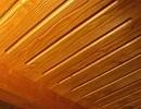 Detail kartáčování stropu