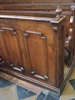 Lavice původní - čelní panel