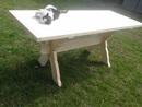 Selský kozový stůl
