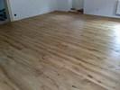 Dubová masivní olejovaná podlaha