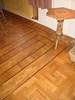 Mozaiková podlaha dubová olejovaná
