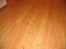 Podlaha borovicová třívrstvá olejovaná