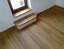 Dubová masivní podlaha, olejovaná