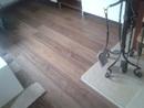 Ořechová dýhovaná podlaha, olejovaná