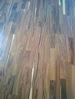 Palisandrová dýhovaná podlaha