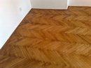 Repase podlahy třešňovým olejem