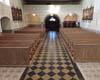 výměna kostelních lavic
