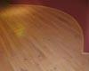 Smetana – masivní borovicová podlaha +bílý olej