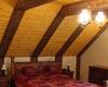 Kašík – kartáčovaný objklad stropu a stěny